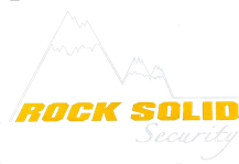 Rock Solid Security Logo